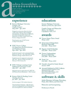 Do and donts on a resume