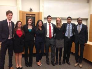 National Diversity Case Competition at Indiana University